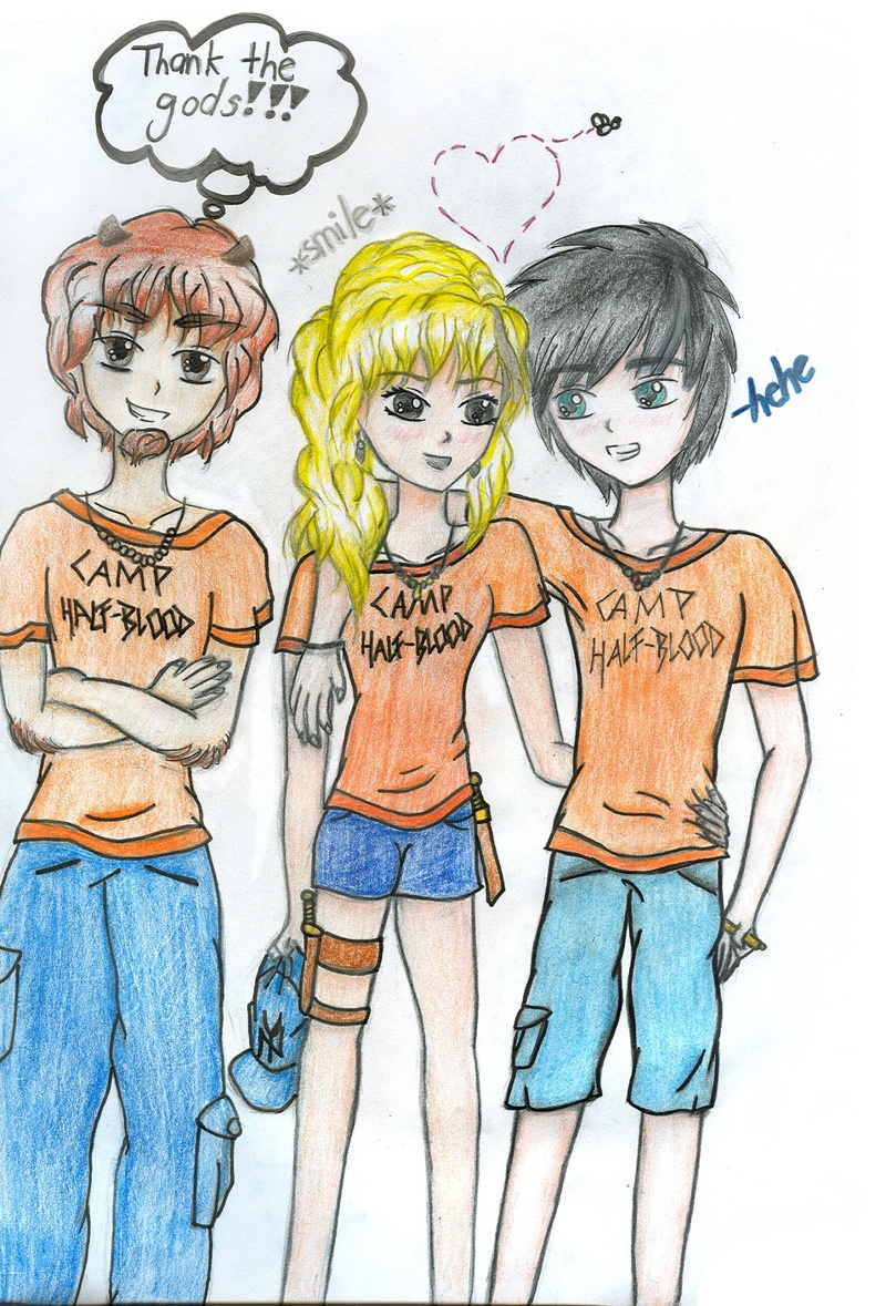 Exploring  percy-jackson-andthe-olympians webs comPercy Jackson Grover And Annabeth