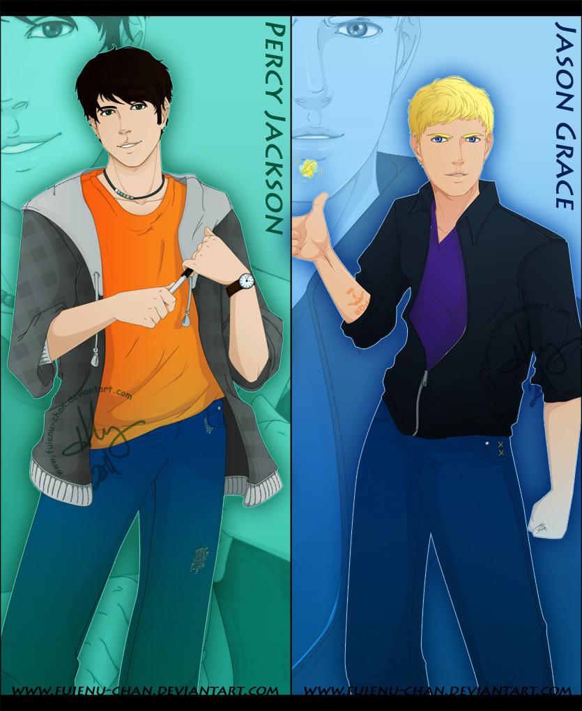 Jason Grace vs Percy Jackson