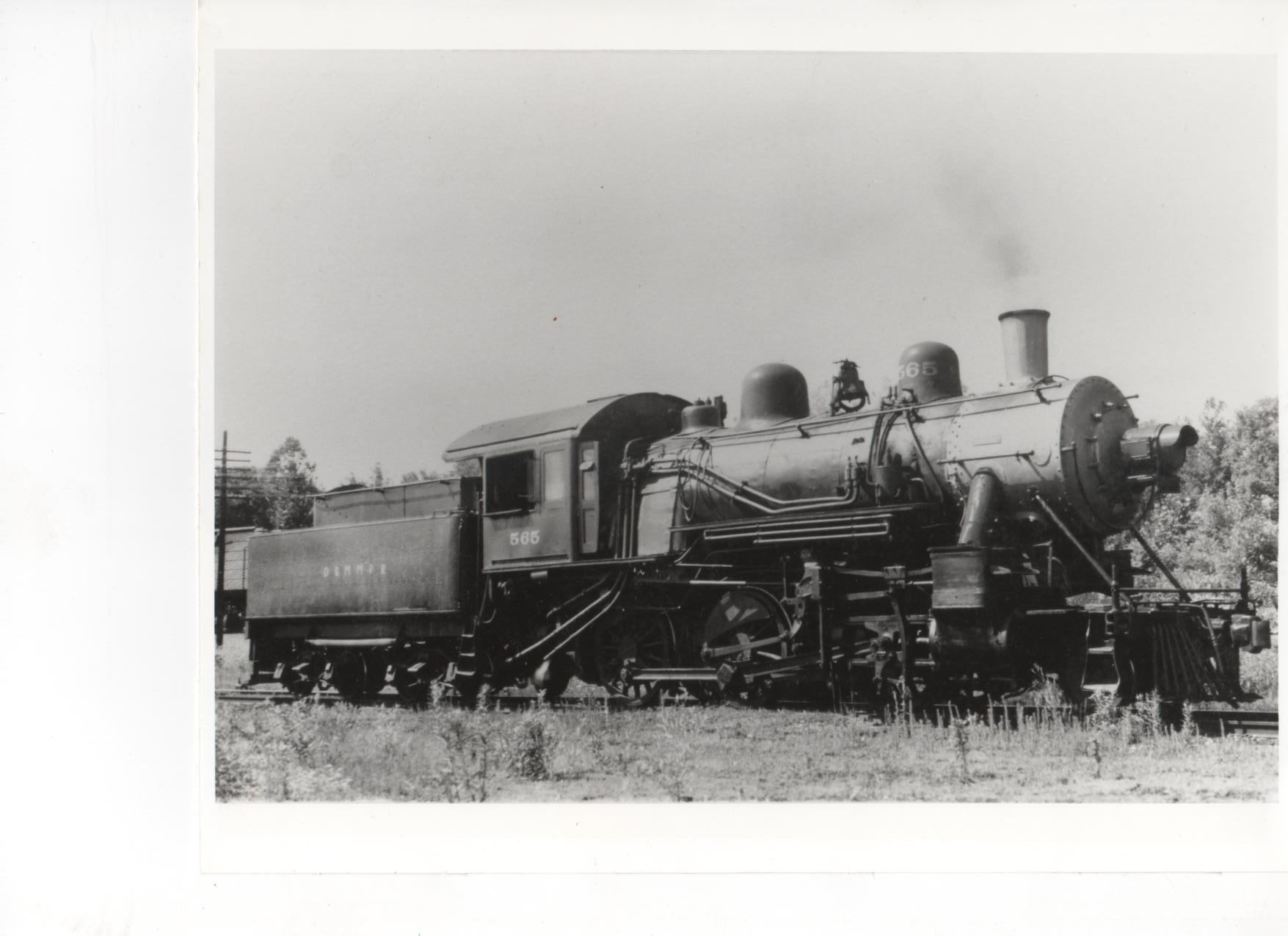 565 D&MM RR