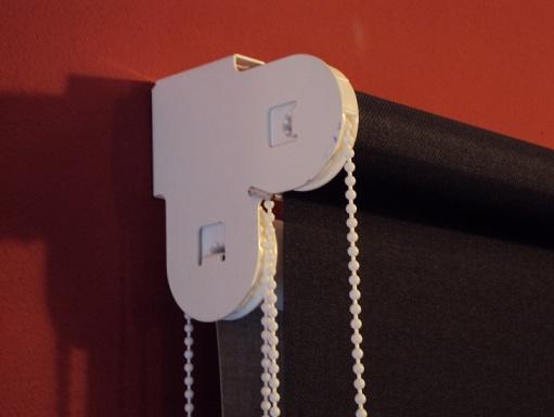 Detalle soporte doble roller cortinas lucia casanova - Soporte doble cortina ...