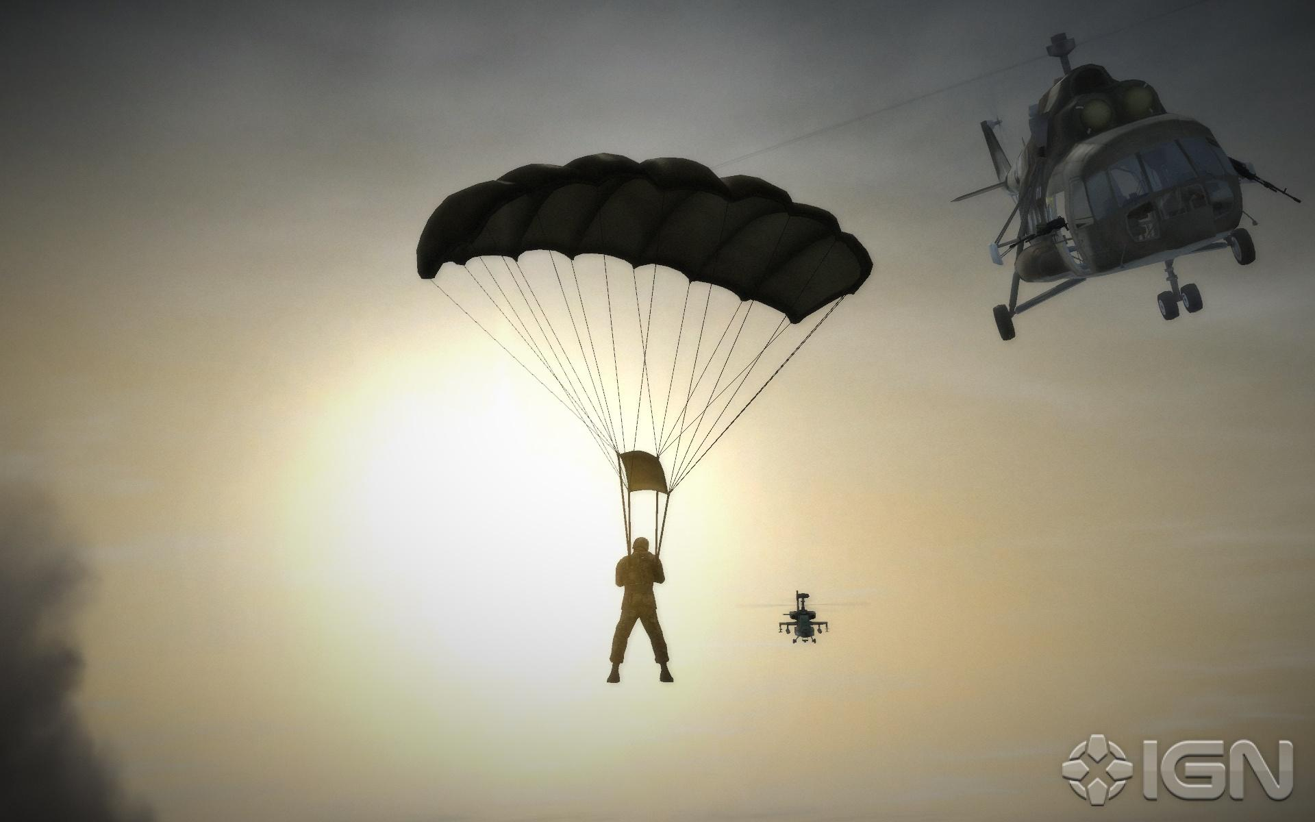 Tags Paratroopers ConceptParatrooper Wallpaper