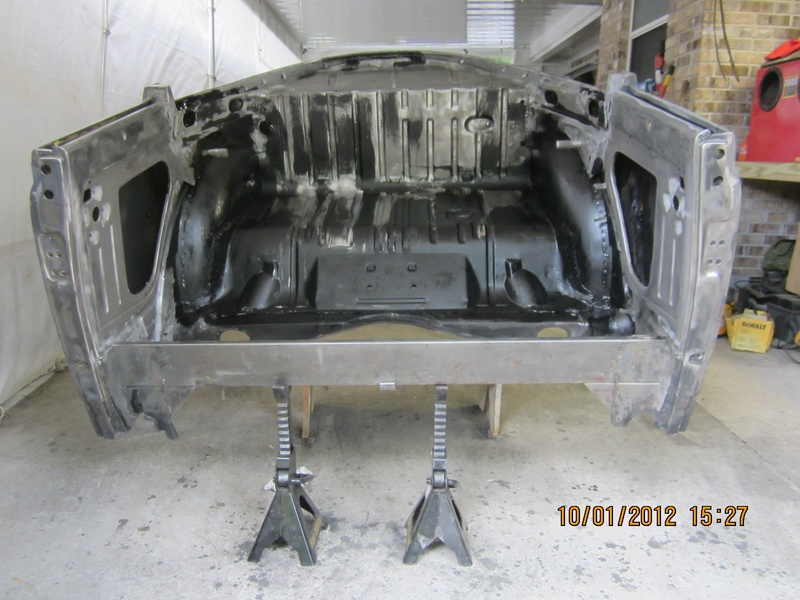 Rear Section Down to Bare Metal