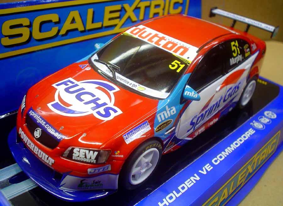 c3040 Sprint Gas Racing VE Commodore (2009 V8 Supercars season)