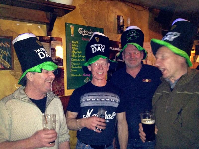 Some Crazy Irish!!