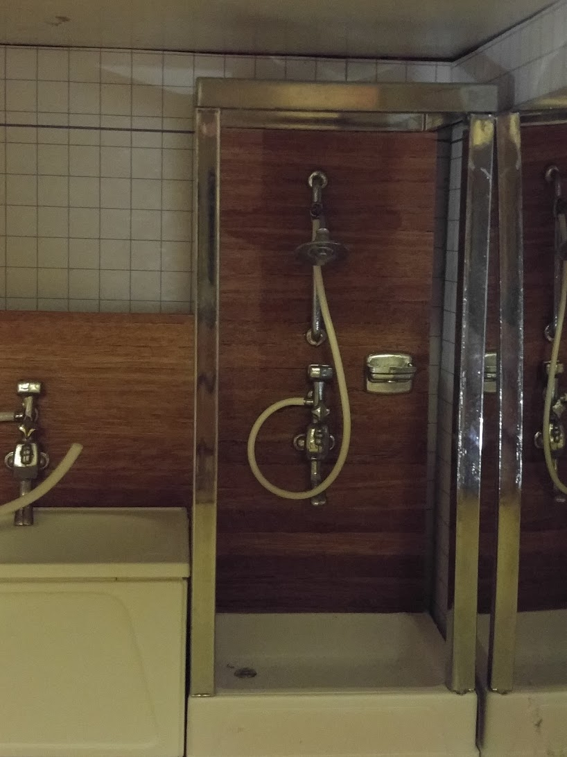 New showerhead