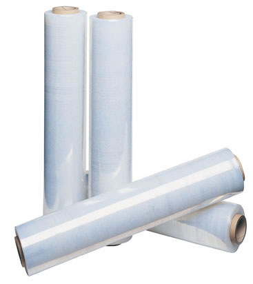 50 × 400 - Plastic Wrap $25 each