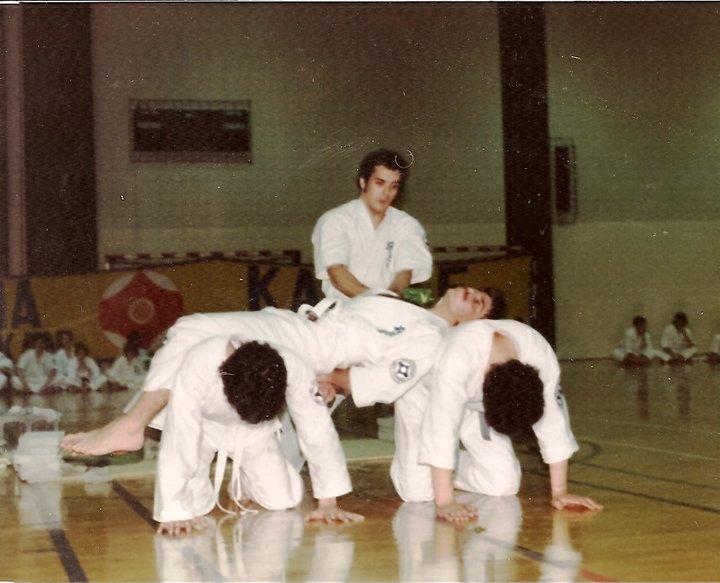 Demo in Jonquiere 1981