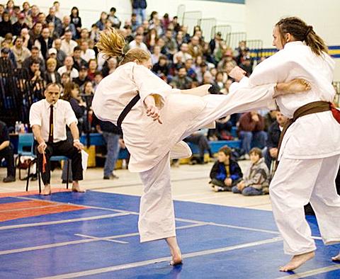 New Brunswick Knock Down Tournament