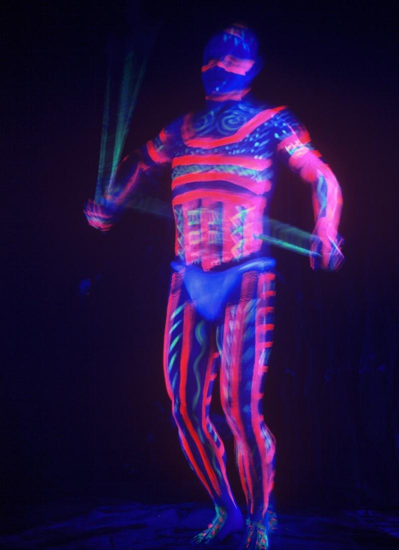 Jun Yeri Butoh dance
