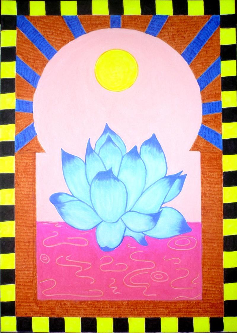 Le Lotus Bleu, 2011