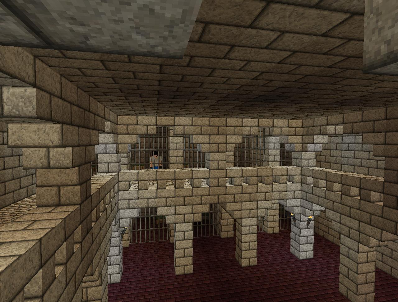 MinionLand jail