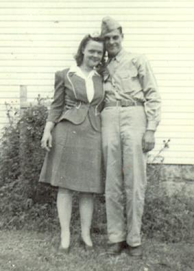 Chester Hearn & Wife, Lois