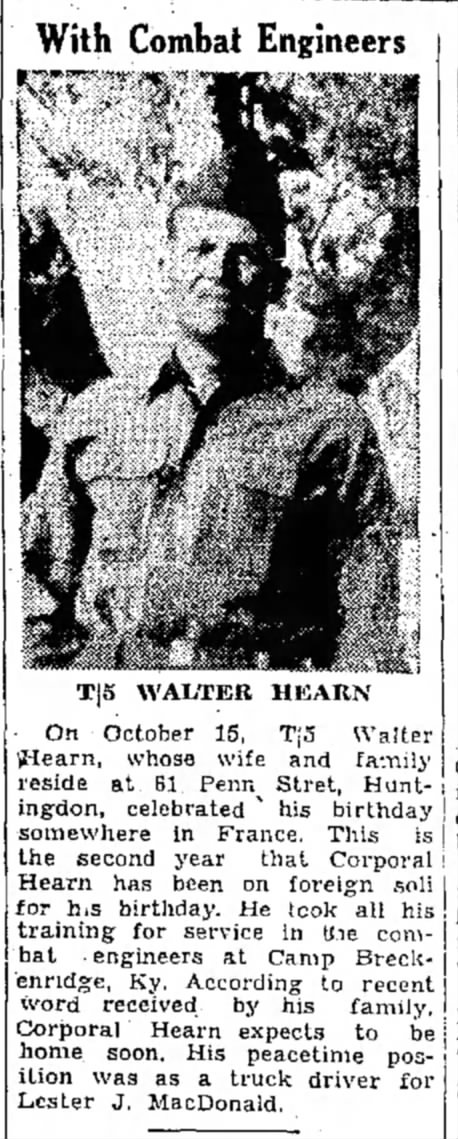 Walter Scott Hearn