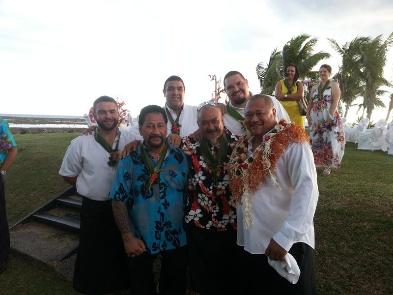 the wedding-first landing,FJ