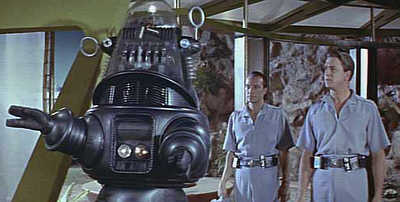 Forbidden Planet (Fred Wilcox, 1956)