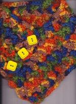 Kid's Multi-Colored Neck Warmer