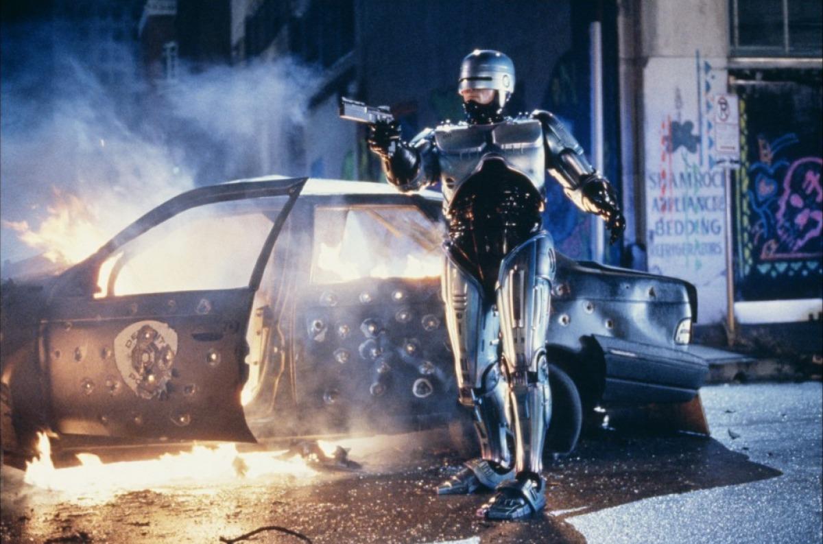 Design Your Own Car >> RoboCop (Paul Verhoeven, 1987)