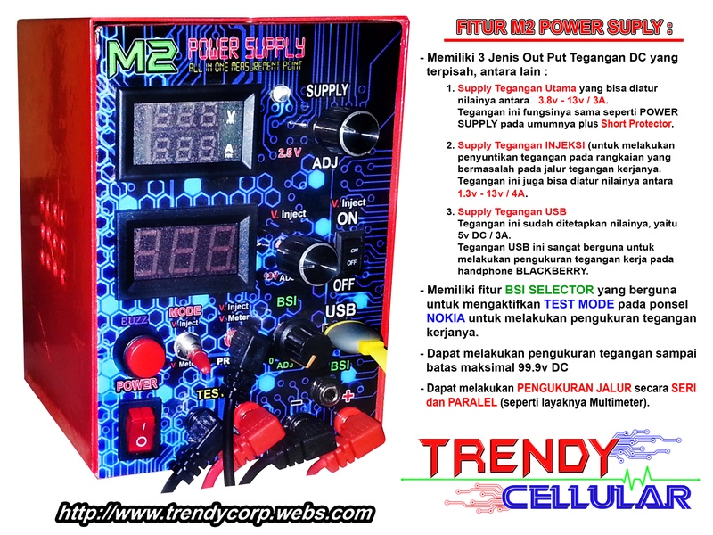 M2 Power Supply