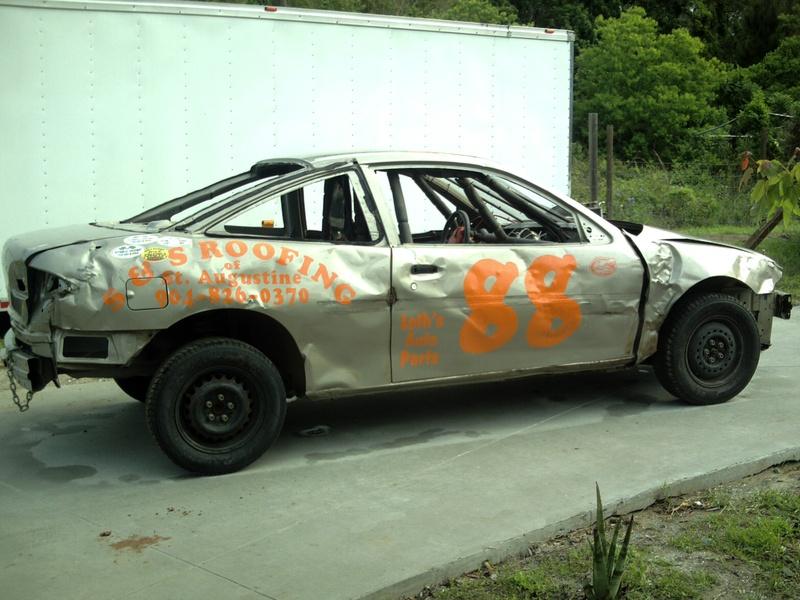 What a car