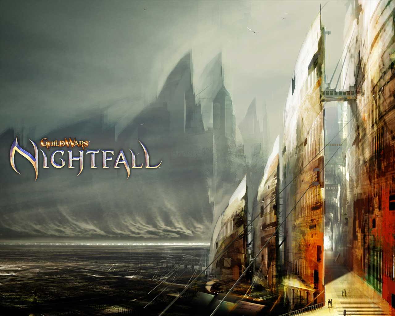 Guild Wars Nightfall 1