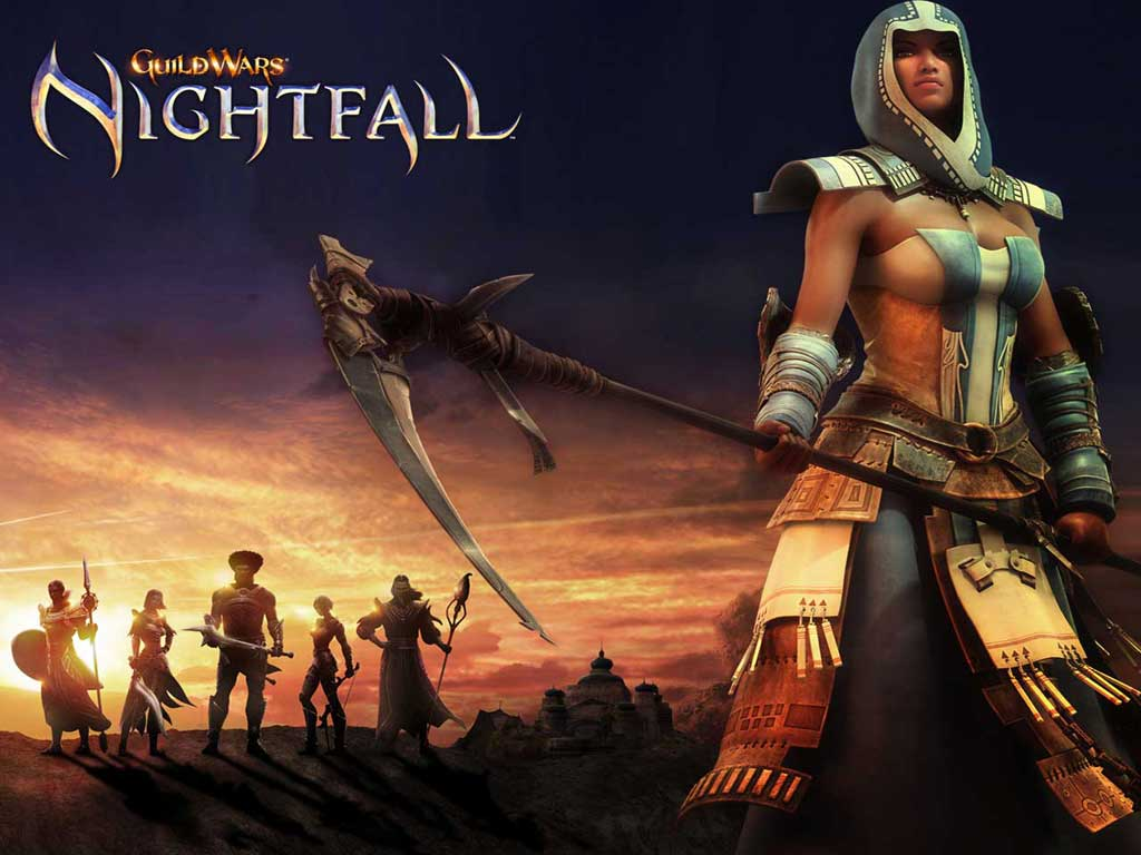Guild Wars Nightfall 4