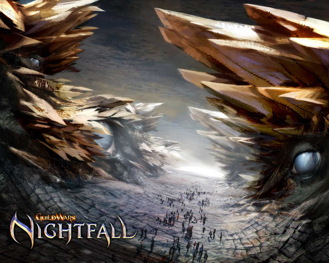 Guild Wars Nightfall 2