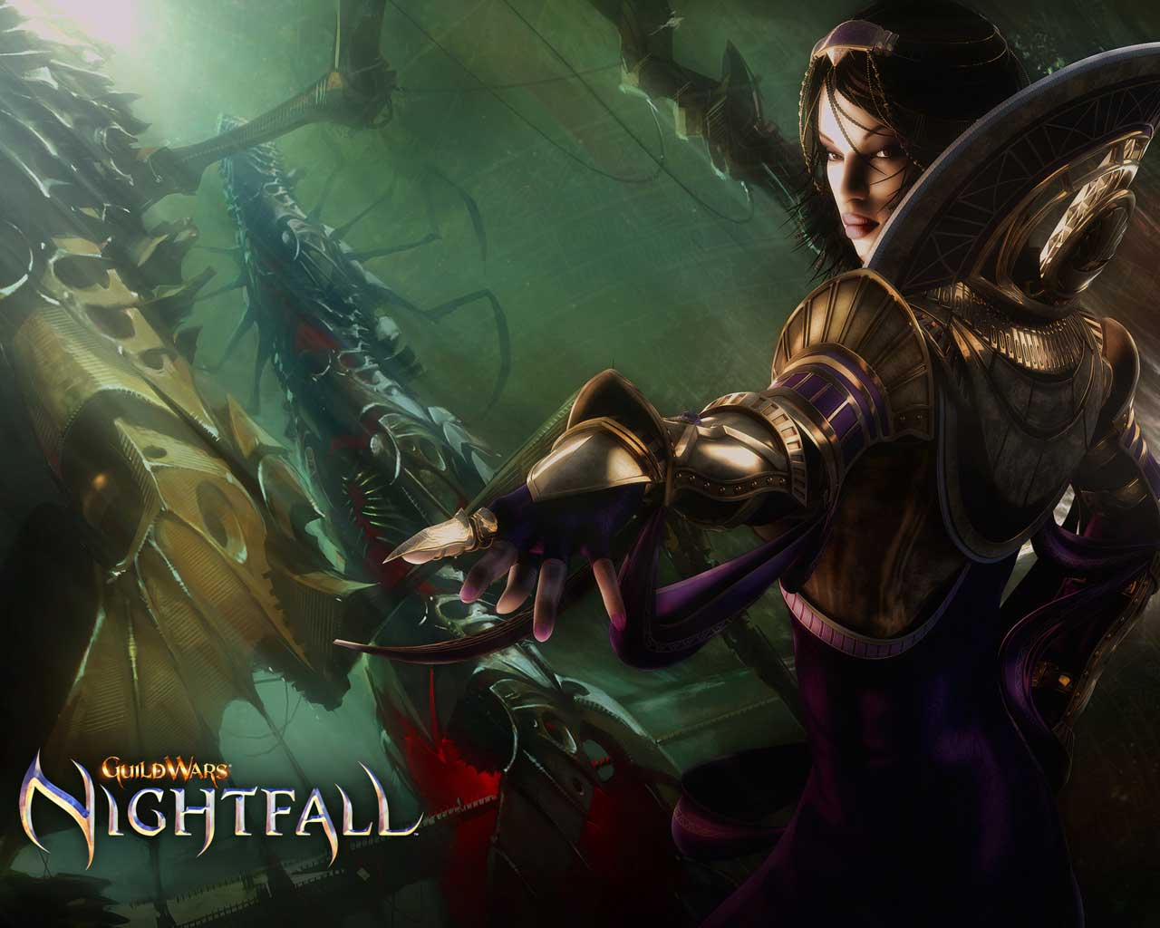 Guild Wars Nightfall 6