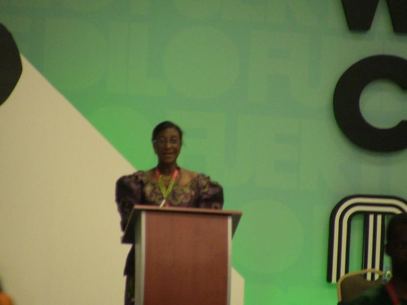 Min of Youth -Liberia
