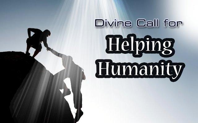 Hello Humanity !