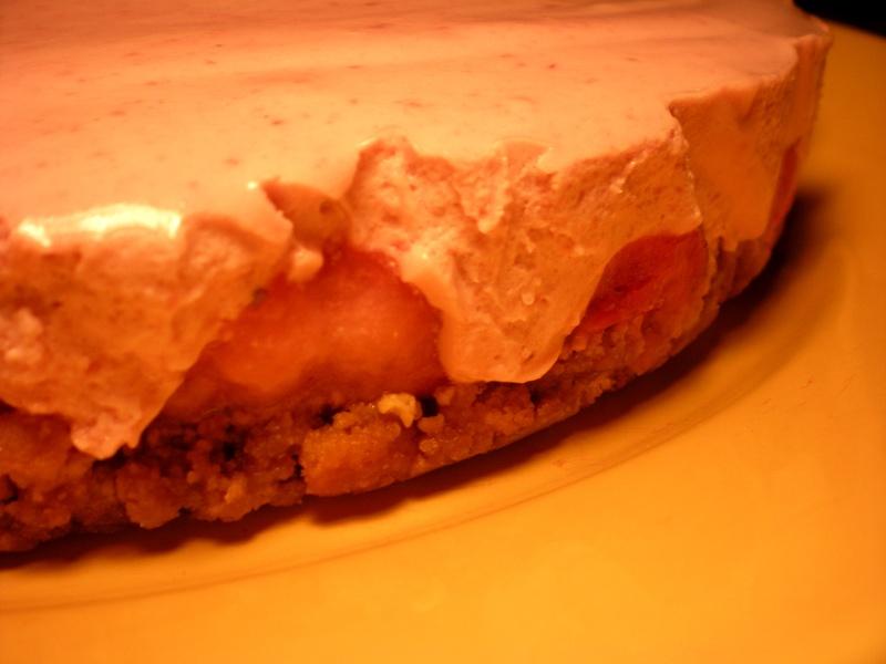 Summer Fruit Mousse Cake