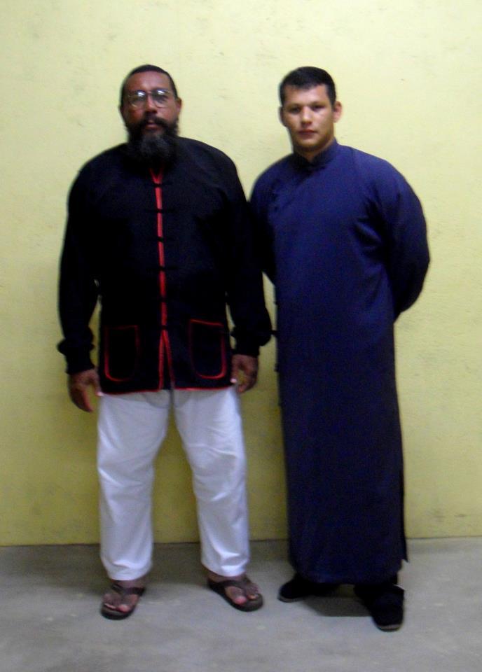 Hanshi Odmar Braga PHD.DR & Lao Sho Wong Lo