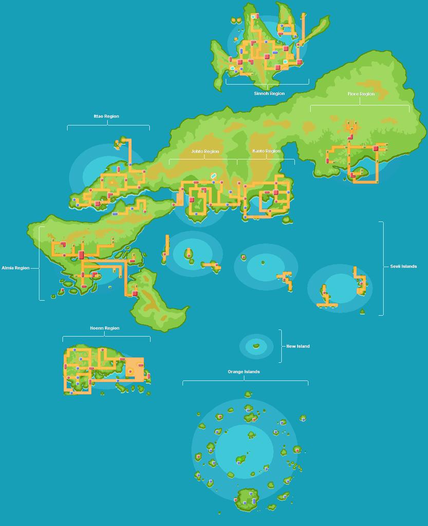 Pokemmo | Houses Article