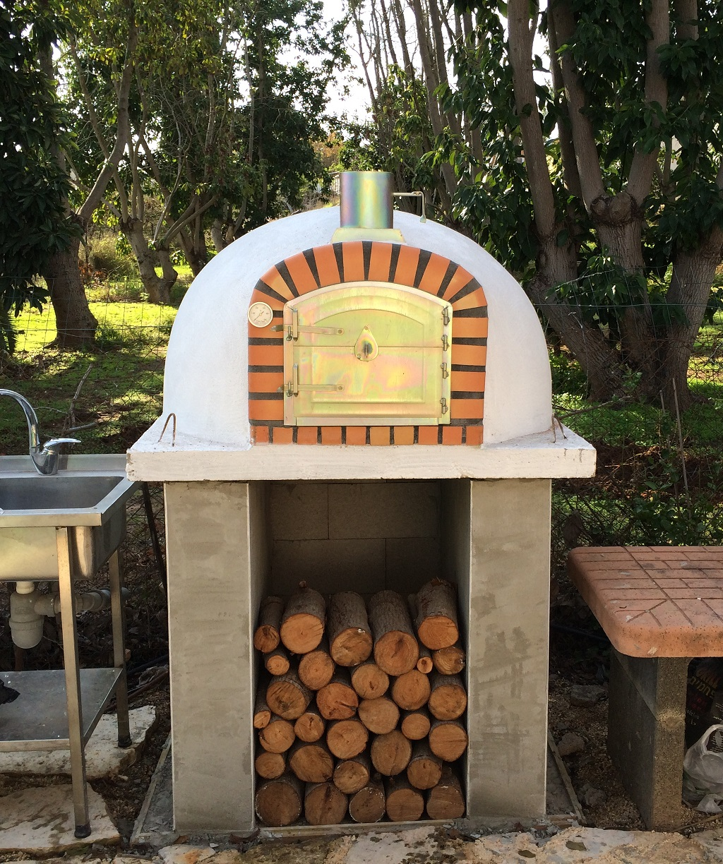 Brick Wood Fired Oven - Lisboa