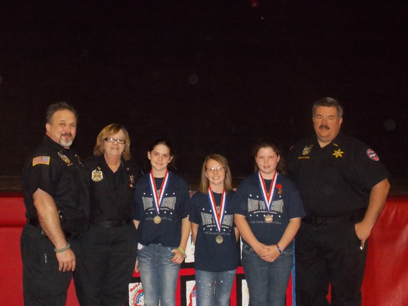 Clarksburg DARE Graduation
