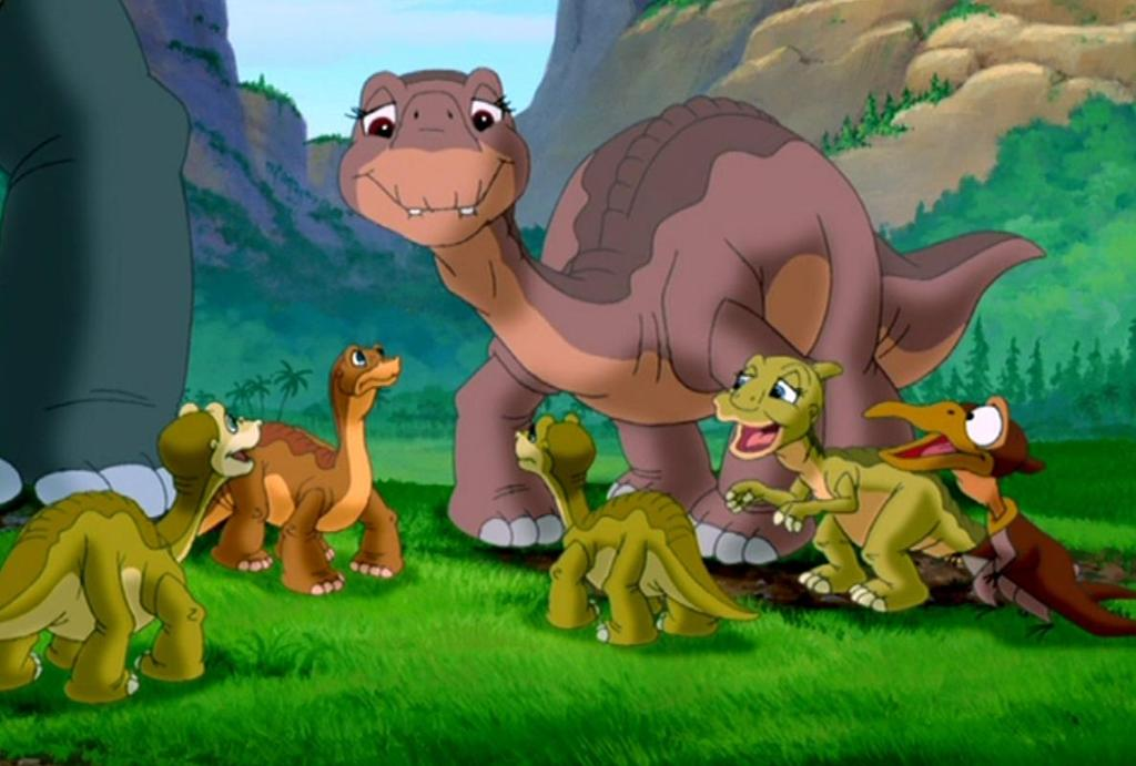 the land before time The land before time ii: the great valley adventure (1994) notes: animated74 minutes probably all the same jackasses as the original, minus the famous names.