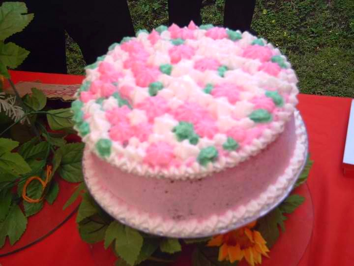 Star of the Show - Pink Cake