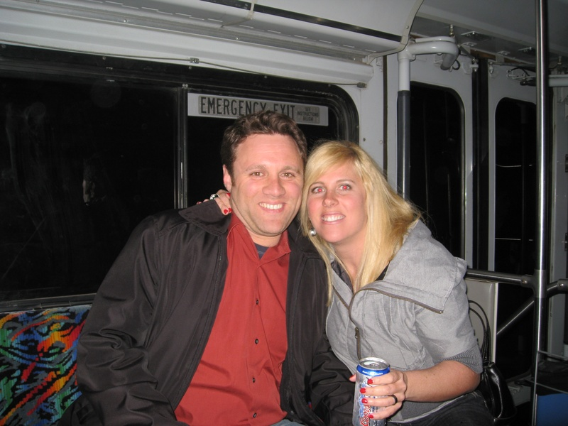 Romance on the Party Bus
