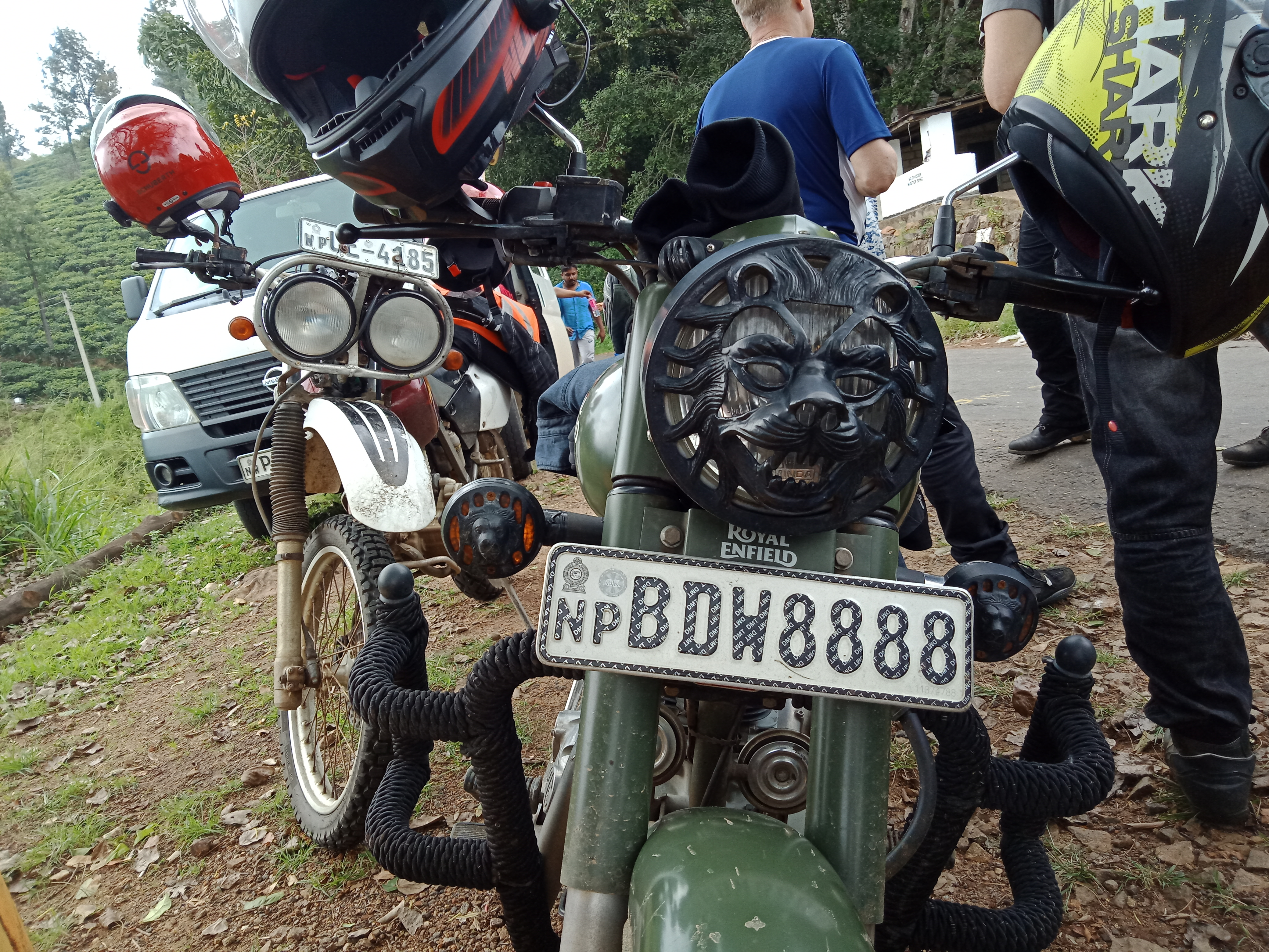 Must be a Lion bike