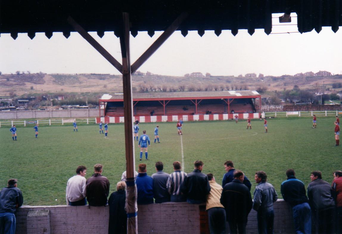 Denaby United F C 2002
