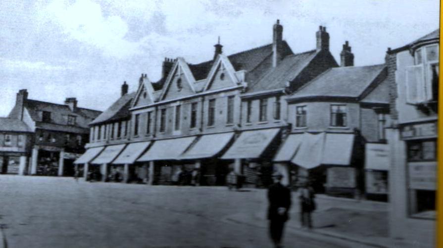 Bottom Shops Edlington