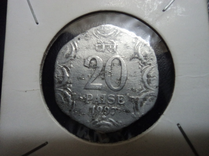 20 paise of 1997