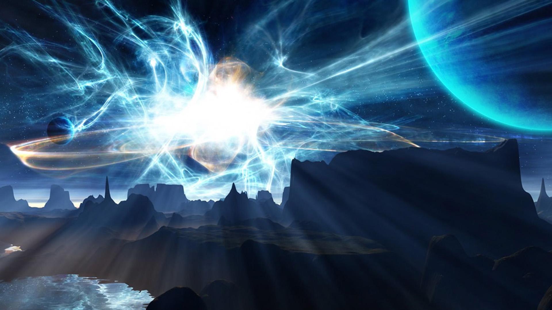 Intense Nebula