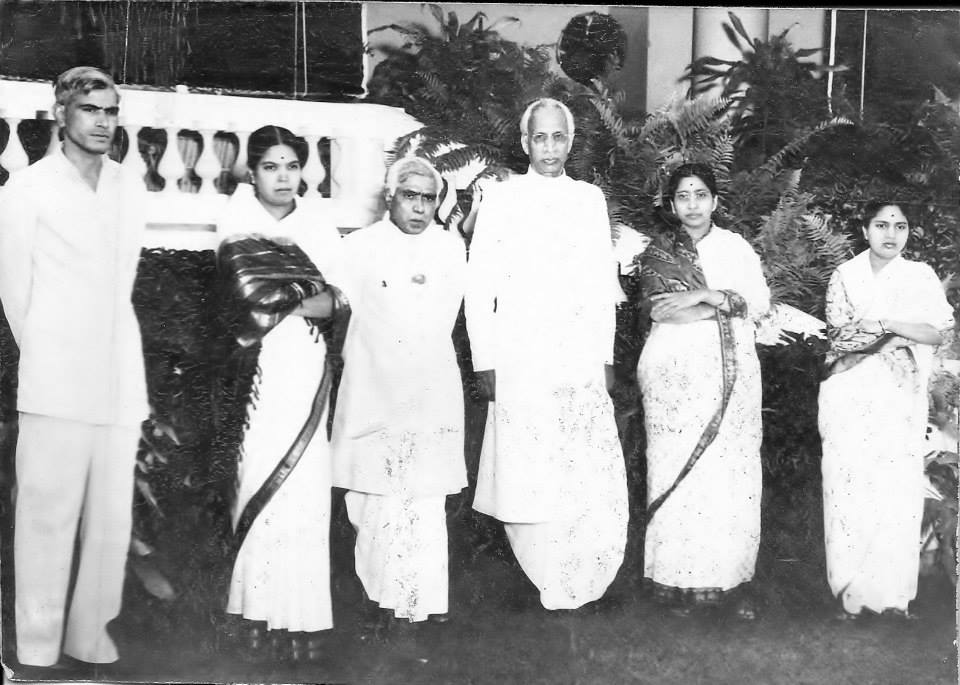 BRKR with late Dr. Radhakrishna