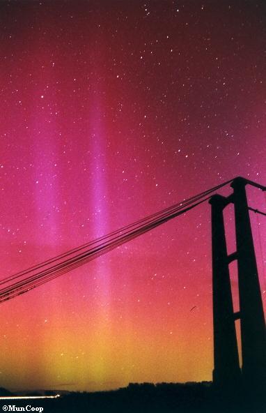 Auroral Storm - Nov 6th 2001