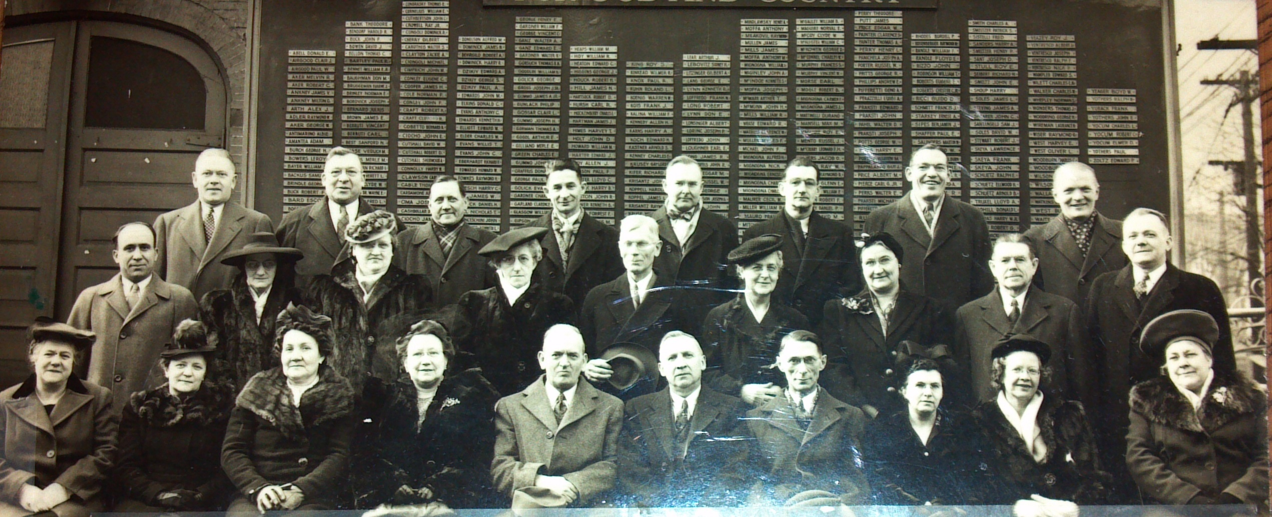 WWII Memorial Tablet Committee