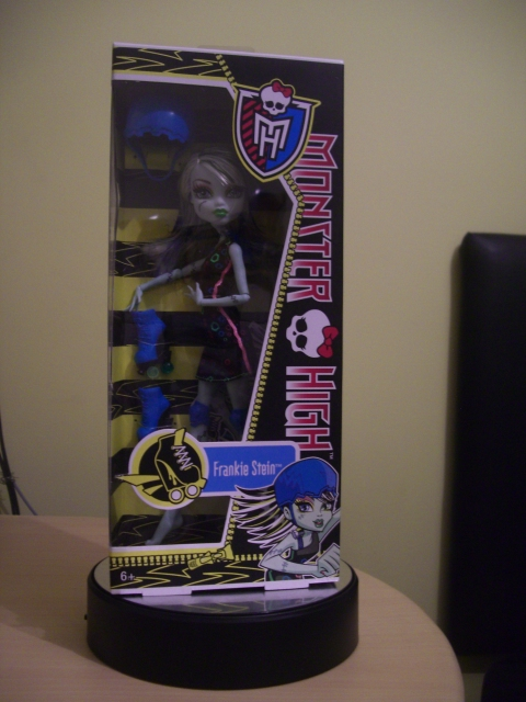 Monster High Skultimate Roller Maze Frankie Stein