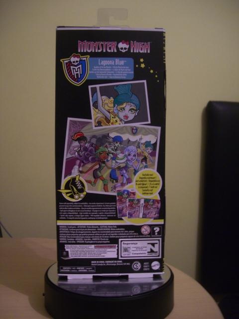 Monster High Skultimate Roller Maze Lagoona Blue