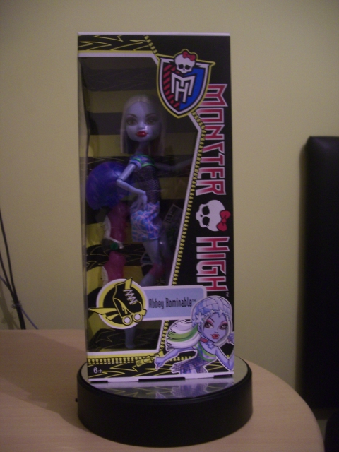Monster High Skultimate Roller Maze Abbey Bominable