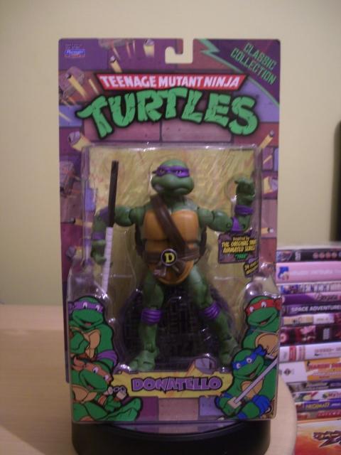 Teenage Mutant Ninja Turtles Classic Collection 1988 Donatello