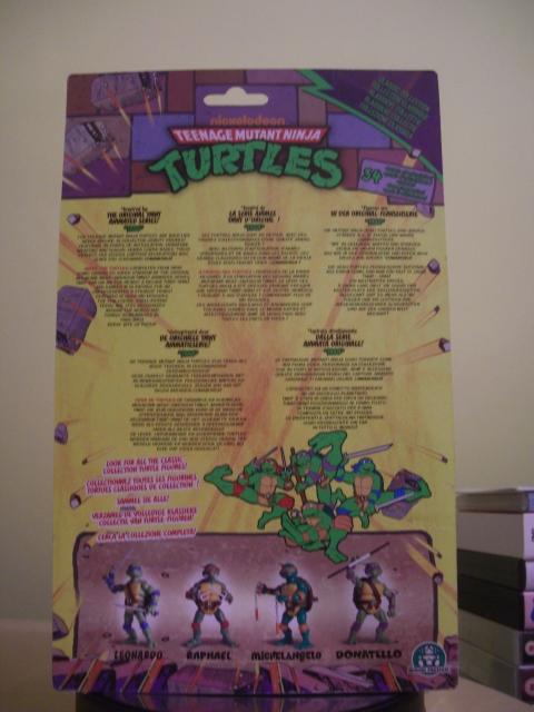 Teenage Mutant Ninja Turtles Classic Collection 1988  Raphael